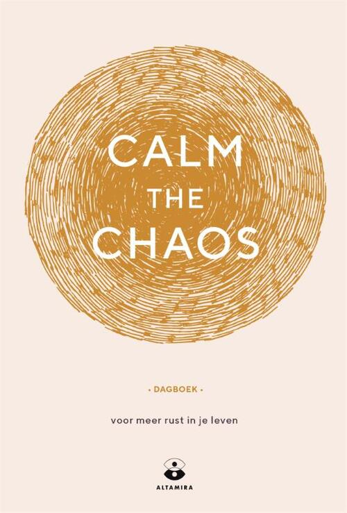 Afbeelding van Calm the chaos-dagboek