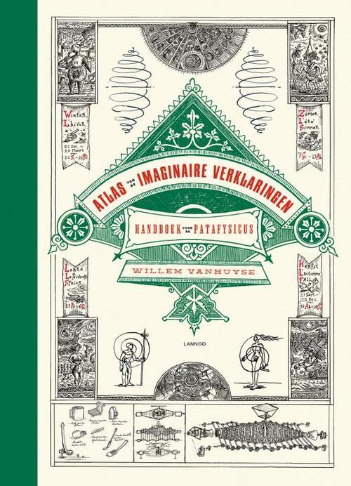 Atlas van de imaginaire verklaringen - Willem Vanhuyse