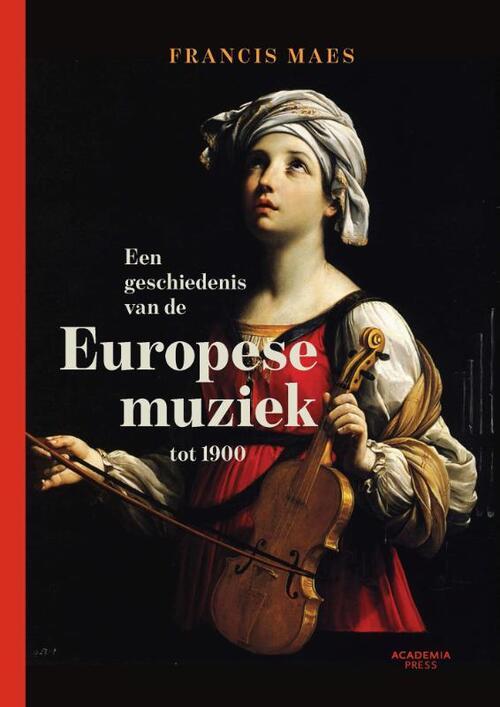 Afbeelding van Een geschiedenis van de Europese muziek tot 1900