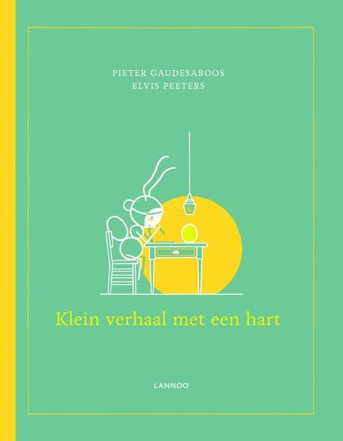 Klein verhaal met een hart - Elvis Peeters, Pieter Gaudesaboos