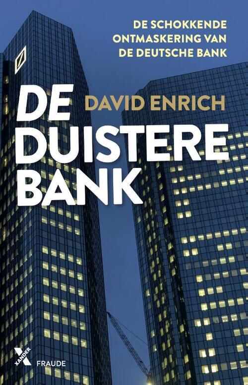 De duistere bank - David Enrich
