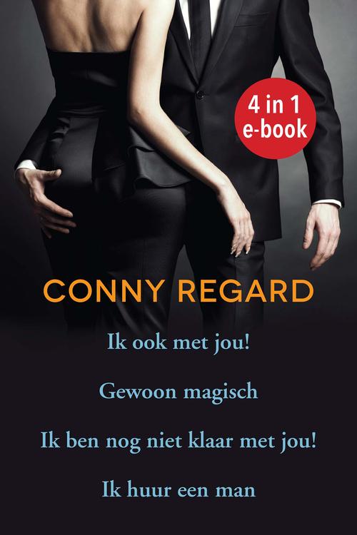 Conny Regard e-bundel (4 eBooks)