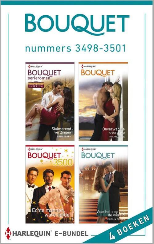 Bouquet e-bundel nummers 3498-3501 (4-in-1)