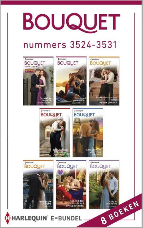 Bouquet e-bundel nummers 3524-3531 (8-in-1)