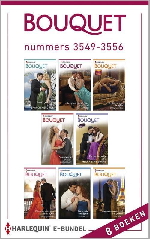 Bouquet e-bundel nummers 3549-3556 (8-in-1)