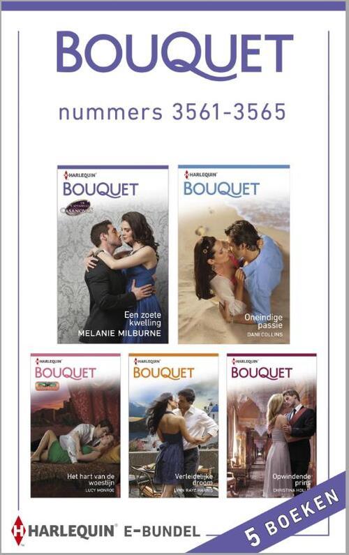 Bouquet e-bundel nummers 3561-3565 (5-in-1)