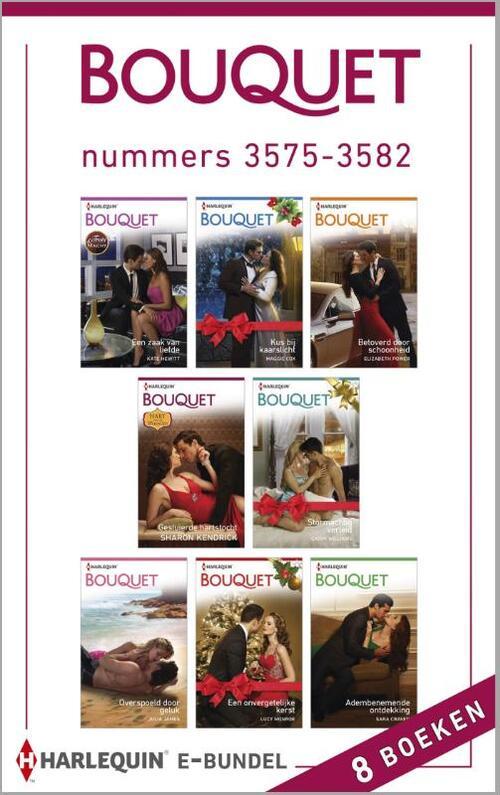 Bouquet e-bundel nummers 3575-3582 (8-in-1)