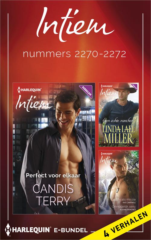 Intiem e-bundel nummers 2270-2272 (4-in-1)