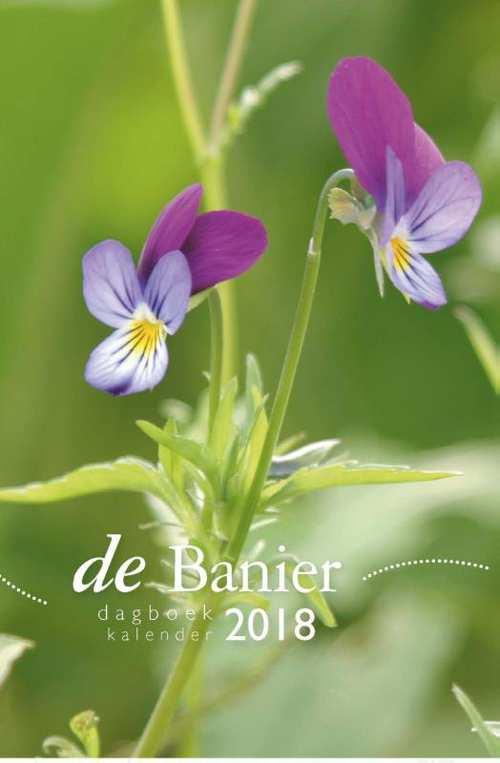 Afbeelding van De Banier Dagboekkalender 2018 kleine letter