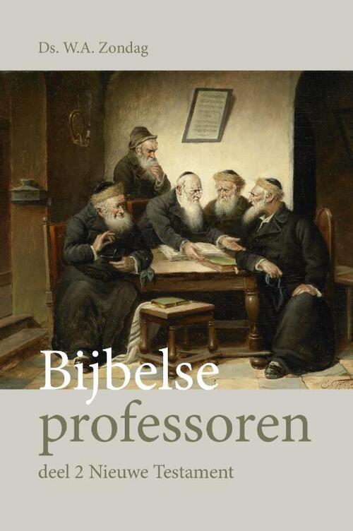 Afbeelding van Bijbelse professoren