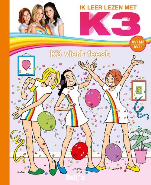 Afbeelding van K3 AVI K3 viert feest (AVI M3)