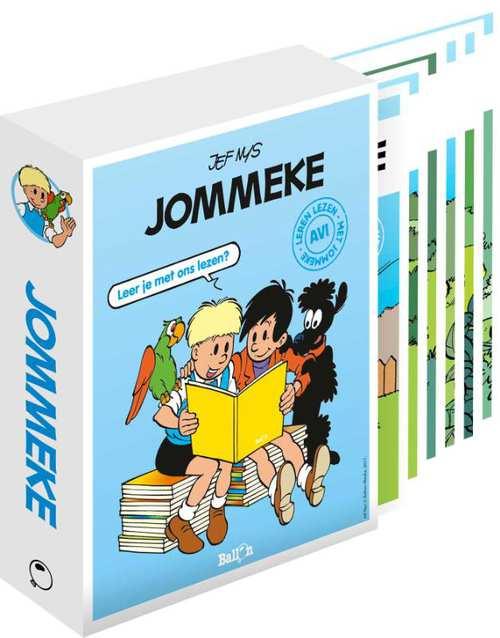 Afbeelding van Jommeke