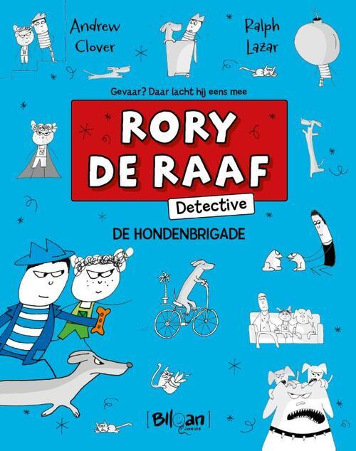 Afbeelding van Rory De Raaf - Detective -De hondenbrigade
