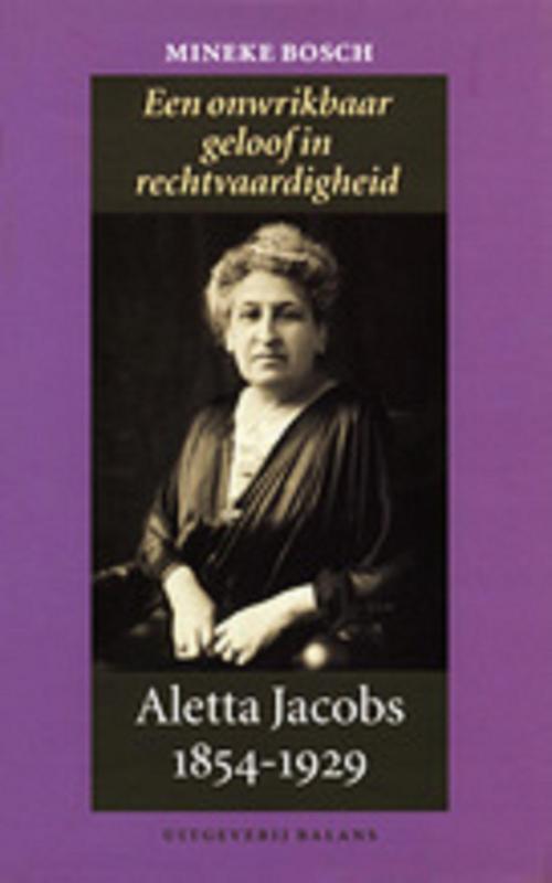 Afbeelding van Aletta Jacobs 1854-1929