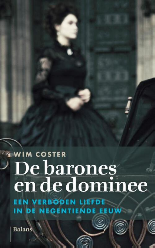 Afbeelding van De barones en de dominee