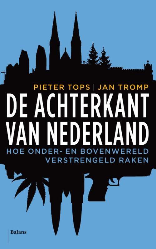 Afbeelding van De achterkant van Nederland