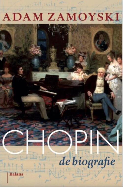 Afbeelding van Chopin - de biografie