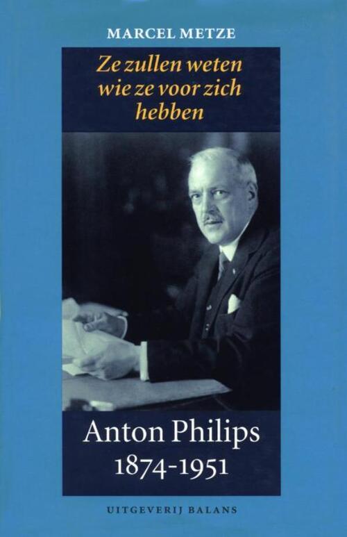 Afbeelding van Anton Philips 1874-1951