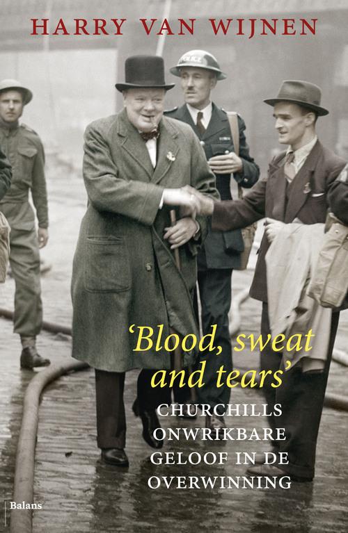Afbeelding van Blood, sweat and tears