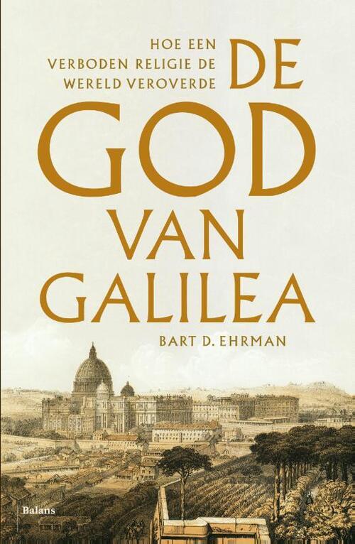 Afbeelding van De God van Galilea