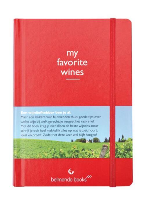 Afbeelding van My Favorite Wines