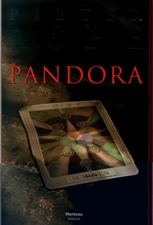 Pandora - Pieter Aspe - eBook (9789460410345)