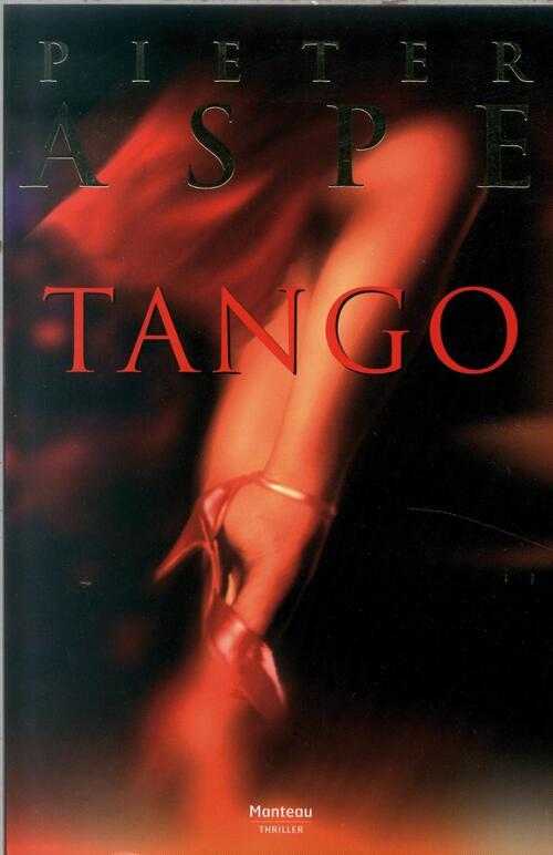 Tango - Pieter Aspe - eBook (9789460410369)