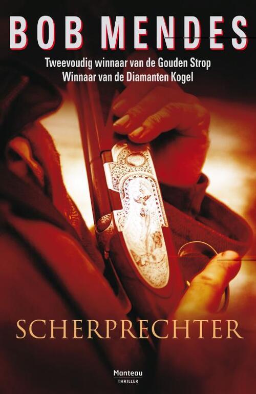 Scherprechter - Bob Mendes - eBook (9789460411427)