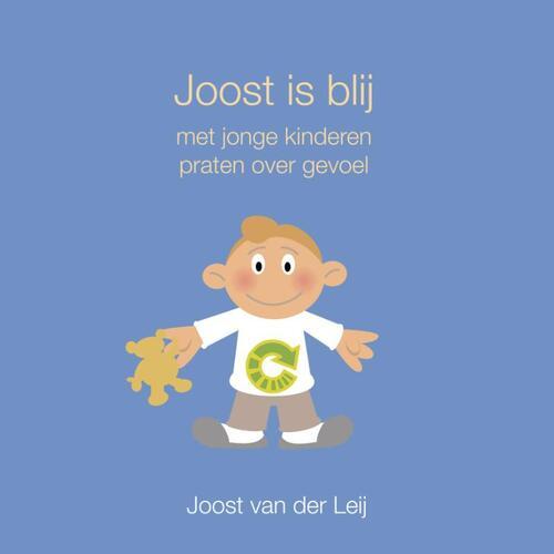 Afbeelding van Joost is blij