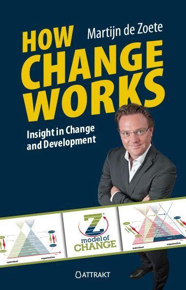 Afbeelding van How change works