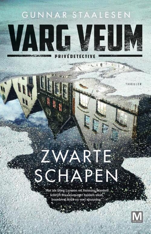 Zwarte Schapen - Gunnar Staalesen