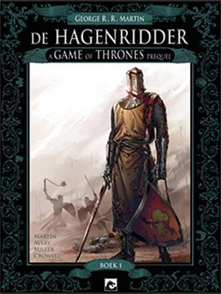 A Game of Thrones prequel 2A - De Hagenridder kopen