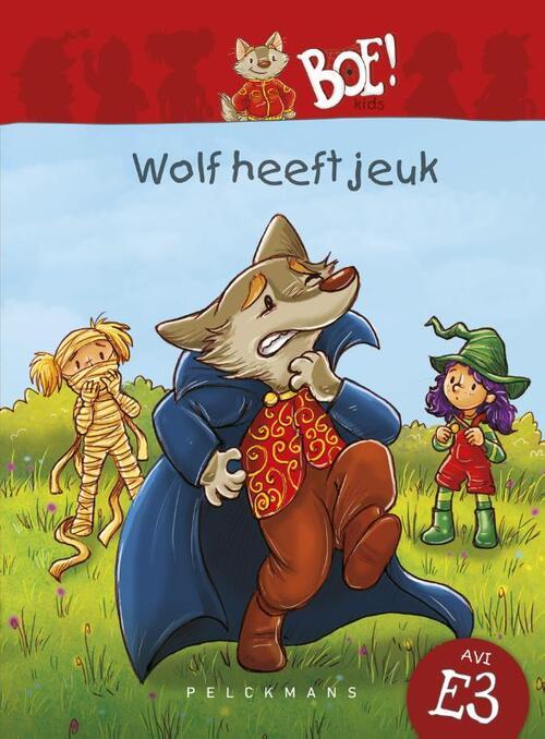 Wolf heeft jeuk - Frieda van Raevels, Thea Dubelaar