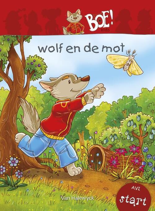 Wolf en de mot - Thea Dubelaar