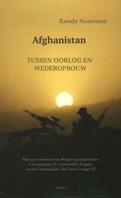 Afbeelding van Afghanistan, tussen oorlog en wederopbouw