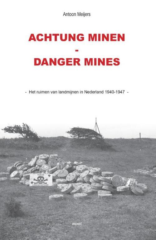 Afbeelding van Achtung minen-danger mines