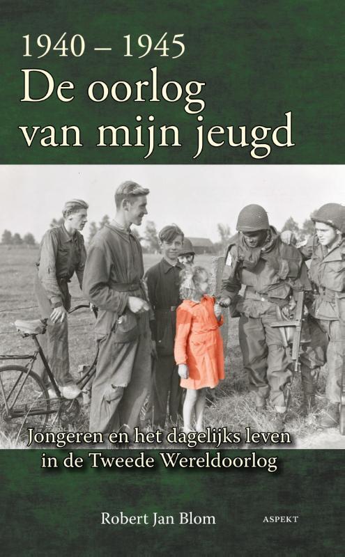 Afbeelding van 1940-1945 De oorlog van mijn jeugd
