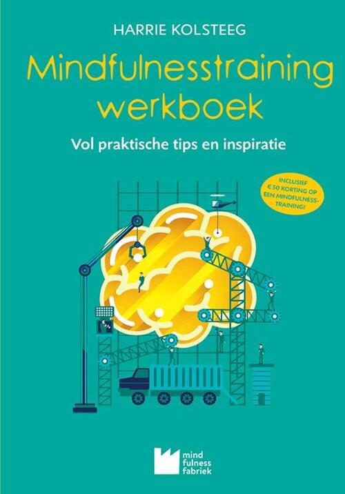 Afbeelding van Mindfulnesstraining werkboek