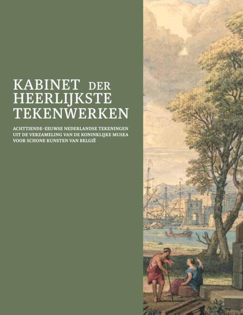 Kabinet der heerlijkste tekenwerken - Albert Elen, Charles Dumas, Robert-Jan Te Rijdt