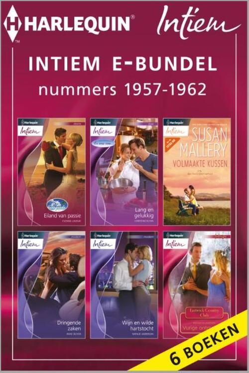 Intiem e-bundel nummers 1957-1962 (6-in-1)