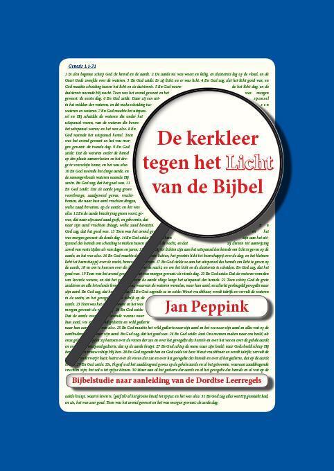 Boekenbent, Uitgeverij Boeken > Religie > Alle religie De kerkleer tegen het Licht van de Bijbel