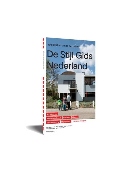 De Stijl gids Nederland eBook Direct downloaden Nai010 Uitgevers, Publishers