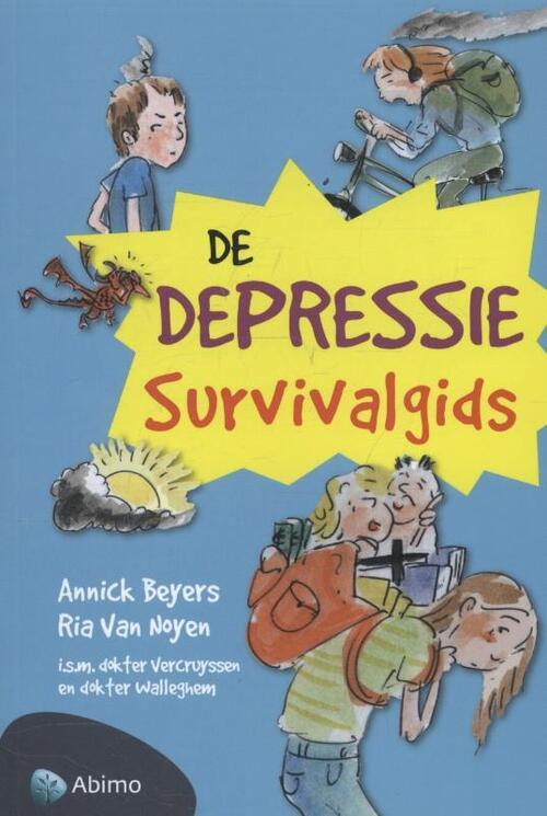 Afbeelding van De depressie survivalgids