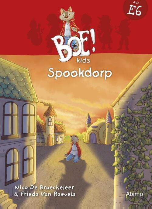 Afbeelding van BOE!kids / Spookdorp