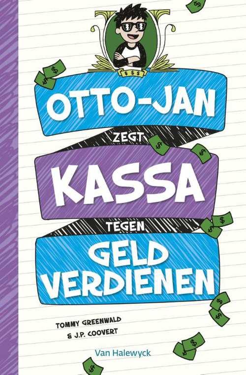 Afbeelding van Otto-Jan zegt KASSA tegen geld verdienen