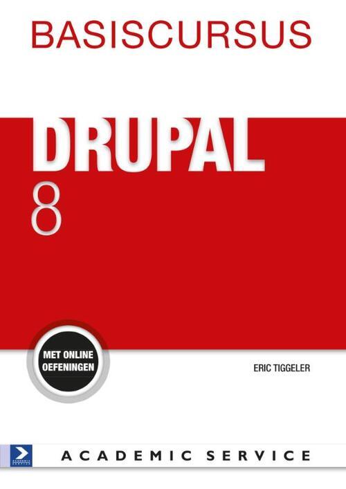 Afbeelding van Basiscursus Drupal 8