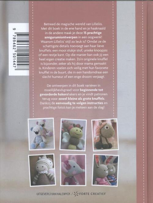 bol.com | Betoverende amigurumiknuffels 3, Mari-Liis Lille ... | 663x500