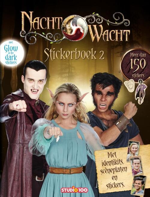 Stickerboek (Nachtwacht)