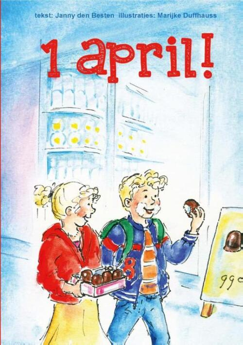 Afbeelding van 1 April