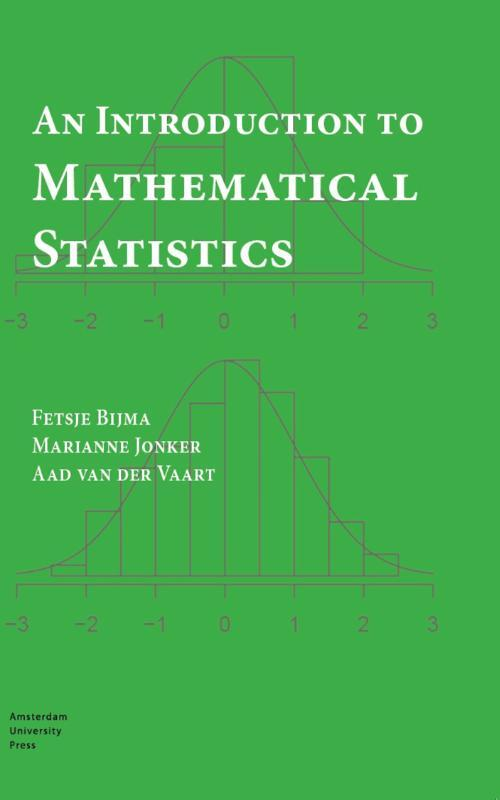 Afbeelding van An introduction to mathematical statistics